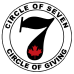 The logo of Circle of Seven